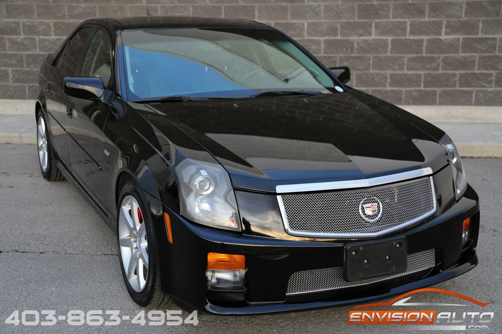 cts 2005 cadillac speed manual sedan rare only