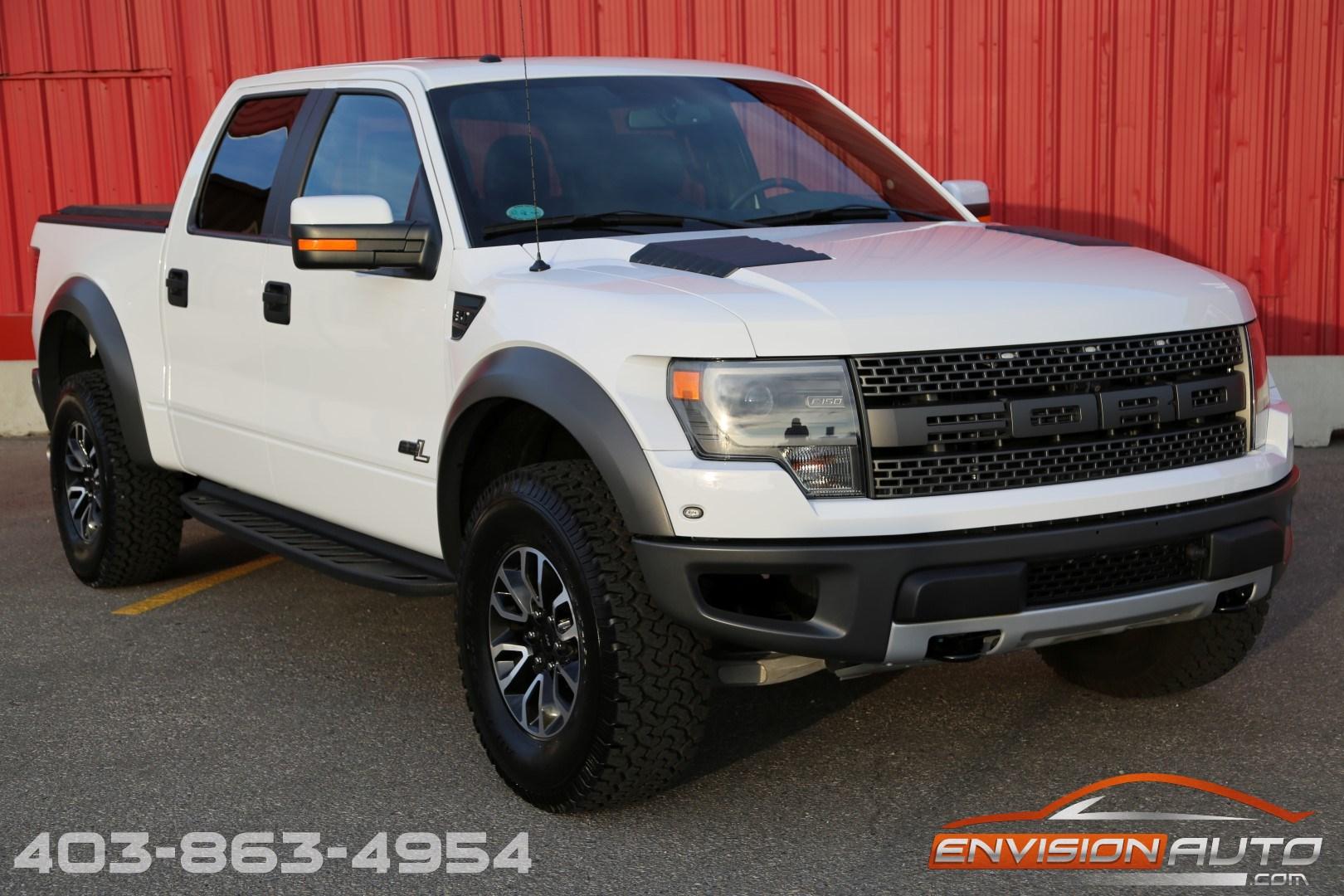 2014 Ford F 150 Svt Raptor Crew 4 215 4 6 2l V8 Only 140