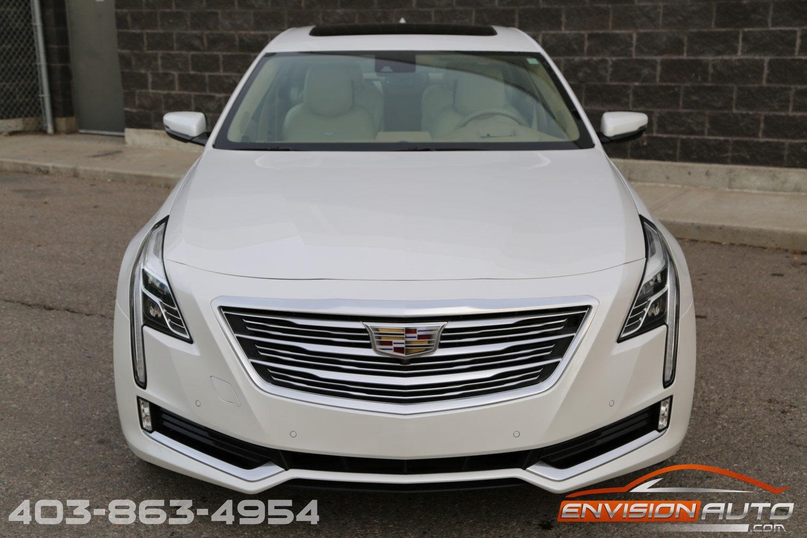 2016 cadillac ct6 awd 3 0tt platinum spotless carfax gmpp warranty 2021 or 160 000kms
